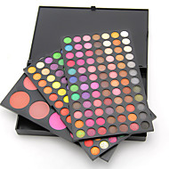 12PCS/SETS Eyeshadow Palette Eyeshadow palette Powder NormalDaily Makeup Halloween Makeup Party Makeup Fairy Makeup Cateye Makeup Smokey