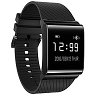 Montre bluetooth intelligente x9 plus Android compatible avec Android ios pression artérielle pression sanguine charge rapide en oxygène