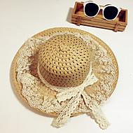 Tyttöjen Hatut ja lippikset,Kesä Puuvilla-Ruskea