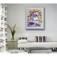Wall Decor Linho Contemporânea Contemporâneo Wall Art,1