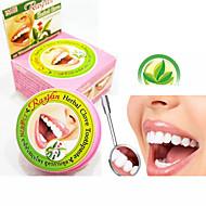 Pasta na bělení zubů Breath Fresheners Přírodní Dospělý