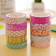 Cute Paper Tarrat & Tapes Paper