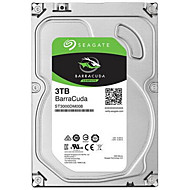 Seagate 3TB Hard Disk Drive Desktop 7200rpm 3.0 SATA (6Gb / s) 64MB מטמוןST3000DM008
