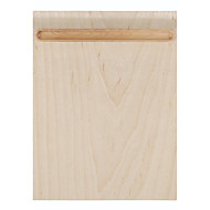 samdi puha fa egérpad mat multifunkcionális tolltartóval ultra sima felület egér tömörfa tolltartó fehér nyír