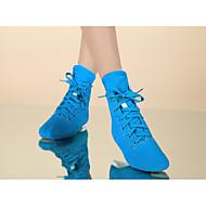 Buty do tańca-Damskie-Jazz-Personlaizowane-Płaski obcas-