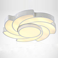 36W צמודי תקרה ,  מודרני / חדיש צביעה מאפיין for LED מתכת חדר שינה / חדר אוכל / חדר עבודה / משרד / חדר ילדים