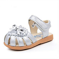 Girl's Loafers & Slip-Ons Comfort PU Casual Pink White Silver