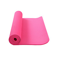 TPE Yoga Mats Eco Friendly Libre de Olores 8.0 mm Rosa Verde Morado Morado Oscuro Other