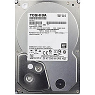 Toshiba 1TB Desktop Hard Disk Drive 7200rpm SATA 3.0 (6 Gb / s) 32MB Cache 3,5 tommer-DT01ACA100