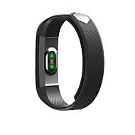 ID115 Okos karkötő Vízálló Elégetett kalória Lépésszámlálók Egészségügy Sportok Érintőképernyő Információ Bluetooth 4.0 iOS Android