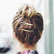 Швейные булавки Аксессуары для волос сплав парики Аксессуары Для женщин