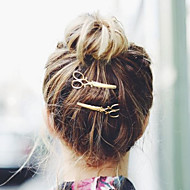 Nåler hår tilbehør Legering Parykker Tilbehør Til Damer