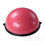 55cm Fitnessboll PVC Grön Rosa Blå Unisex Other