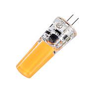 5W G4 LED Bi-Pin lamput T 1 COB 300-400 lm Lämmin valkoinen Kylmä valkoinen Himmennettävä Koristeltu DC 12 AC 12 AC 24 DC 24 V 1 kpl
