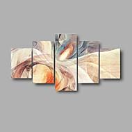 Abstrakt Stillleben Stil Modern,Fünf Panele Leinwand Jede Form Druck-Kunst Wand Dekoration For Haus Dekoration