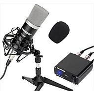 TAKSTAR s drátem Karaoke mikrofon 3,5 mm Černá