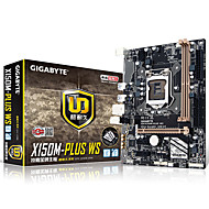 gigabajt x150m plus ws płyta główna Intel C232 / LGA 1151