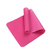 TPE Jóga Mats Eco Friendly Szagmentes 7 mm Pink Other