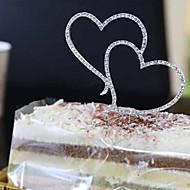 zdobení Tool Srdce pro Cake Kov Vysoká kvalita