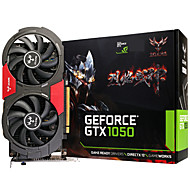 Colorful®  Video Graphics Card GTX1050 iGame1050 U-2GD5 1442-1556MHz/7000MHz 2GB/128bit GDDR5