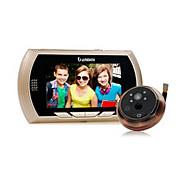 Danmini Smart Digital Door Viewer Peephole Camera Color Screen Night Vision