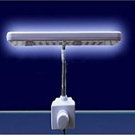 Akváriumok LED világítás Fehér Energiatakarékos LED lámpa 220V