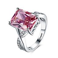 Prstenje Dnevno Jewelry Čelik Prsten 1pc,6 7 8 9 Srebrna