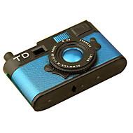 Oyuncak Fotoğraf Makineleri Boş Zaman Hobileri Kamera Şekli Plastik Gökküşağı 6 - 7 Yaş Arası 4 - 13 Yaş Arası