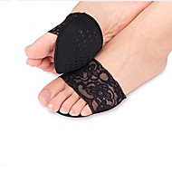 воздухопроницаемость стелек&вкладыши плюсневой колодки ткань не скользит болеутоляющий на высоком каблуке носки черный бежевый