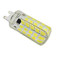 5W G9 E17 E12 E26/E27 Luminárias de LED  Duplo-Pin T 80 SMD 5730 400-500 lm Branco Quente Branco Frio Regulável Decorativa V 1 pç
