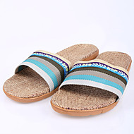 Casual House Slippers Women's Slippers Green