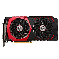 MSI Placă grafică video GTX1060 GTX 1060 GAMING X 6G 1594-1809MHz/8100MHz6GB/192 biți GDDR5