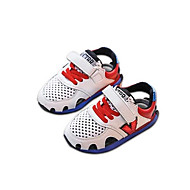 Girl's Flats Comfort PU Outdoor Athletic Casual Pink Running