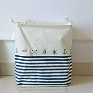 Skladovací krabice Skladovací pytle Skladovací koše Textil svlastnost je Open , Pro Spodní prádlo Látka