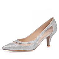 Women's Heels Spring Summer Fall Winter Other Glitter Wedding Outdoor Office & Career Party & Evening Dress Casual Stiletto Heel Others