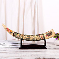 1 PC Creative Contemporary Household Adornment Small Furnishing Articles Furnishing Articles Cute Act The Role Ofing is Tasted the Sitting