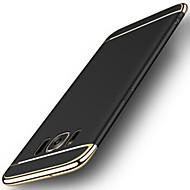 Varten Pinnoitus Himmeä Etui Takakuori Etui Yksivärinen Kova PC varten Samsung S8 S8 Plus