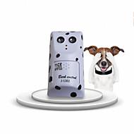 Kutya Edzés Elektromos Kiképző segédeszközök Ultrahang Hordozható Vezeték néküli anti Bark Halk Fehér