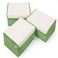 Skladovací krabice Skladovací jednotky Není tkané svlastnost je S víčkem , Pro Spodní prádlo