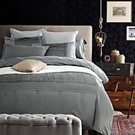 sett av 4 deler polyester sengetøy dyne 200 * 230 laken putevar 48 * 74