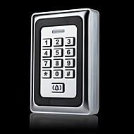KDL controle de acesso de teclado Wiegand 26 leitor de cartão de porta com impermeável