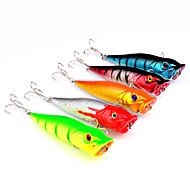 5 pcs Hard Bait 67g rainbow trout g/Ounce mm inch,Plastic Sea Fishing