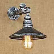 AC 110-130 AC 220-240 40 E26/E27 Rustikk Retro Maleri Trekk for Mini Stil Pære inkludert,Atmosfærelys Vegglamper Vegglampe