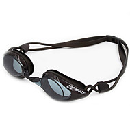 Óculos de Natação Gel Silica PC Rosa Cinzento Claro Prateado Cinzento Claro verde claro Rosa Claro Azul Claro