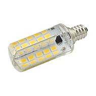 5w e12 led corn bulb spotlight 80 smd ac220v 240v 480lm warm whitecold