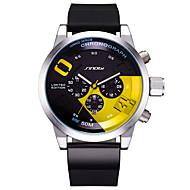 SINOBI Men's Men Sport Watch Unique Creative Watch Chinese QuartzCalendar Water Resistant / Water Proof Shock Resistant Stopwatch