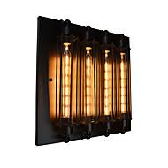 AC220V-240v 4w e27 LED-valo swall valo johti tuulettimet seinä rauta seinä lamppu 4-in-one seinä lamppu