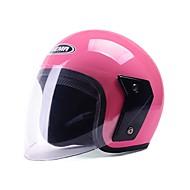 Poloviční helma Proti UV-záření Prodyšné Motocyklové helmy