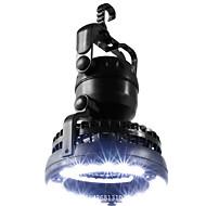 Iluminação Lanternas e Luzes de Tenda LED Lumens 2 Modo - D-Cell Regulável Super Leve Tamanho Compacto Tamanho PequenoCampismo / Escursão