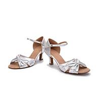 Buty do tańca-Damskie-Latino-Personlaizowane-Rozszerzający się-